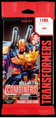 Transformers TCG - Rise of the Combiners - Booster Pack