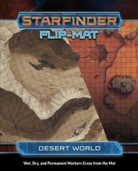 Starfinder Flip-Mat - Desert World
