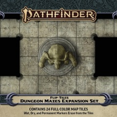 Pathfinder Flip-Tiles: Expansion - Dungeon Mazes