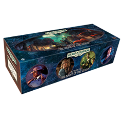 Arkham Horror: The Card Game Expansion - Return of the Night of the Zealot