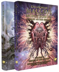 Call Of Cthulhu 7th ed: Malleus Monstrorum - Cthulhu Mythos Bestiary I & II