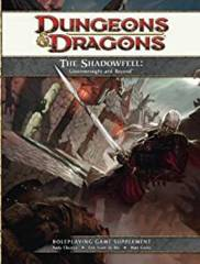 D&D 4th ed. 2011 - Adventure: The Shadowfell: Gloomwrought & Beyond
