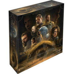 Dune, A Game of Conquest and Diplomacy