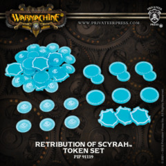 Retribution of Scyrah - Token Set (MK III)
