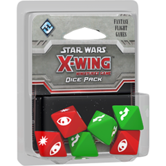 Star Wars: X-Wing (1st Edition)  Dice Pack