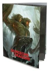 D&D Accessory: Character Folio - Demogorgon