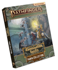 Pathfinder Pawns: Abomination Vaults Adventure Path