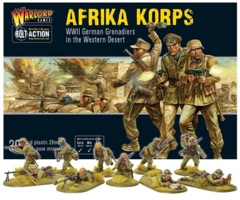Germany: Afrika Korps (infantry box)