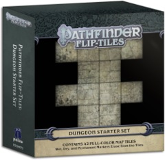 Pathfinder Flip-Tiles: Starter Set - Dungeon