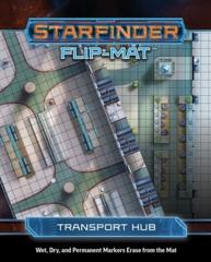 Starfinder Flip-Mat - Transport Hub