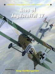 Aircraft of the Aces: Aces of Jagdstaffel 17