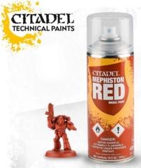 Mephiston Red Spray 62-15