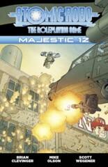 Fate RPG: Atomic Robo - Majestic 12