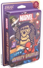 Marvel Infinity Gauntlet: A Love Letter Game