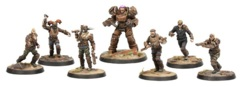 Fallout: Wasteland Warfare - Faction - Raiders, Core Box