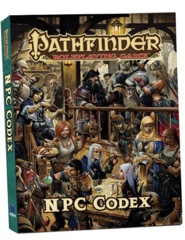 Pathfinder Roleplaying Game: NPC Codex (Pocket Edition)