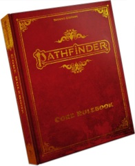 Pathfinder RPG (2nd Edition) Core Rulebook - Special Edition