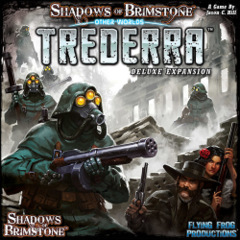 Shadows of Brimstone: Deluxe Otherworld - Trederra