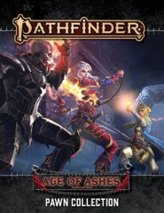 Pathfinder Pawns: Age of Ashes Adventure Path