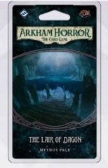 Arkham Horror: The Card Game Mythos Pack - The Lair of Dagon