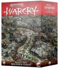 Warcry: Ravaged Lands - Souldrain Forest