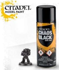 Chaos Black Spray 62-02