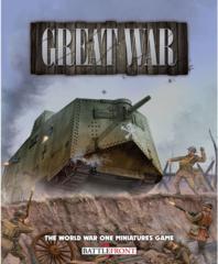 FW916: Great War Rule Book