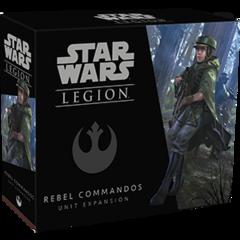 Star Wars: Legion Rebel - Rebel Commandos Unit