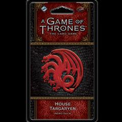 A Game of Thrones LCG: 2nd Edition - House Targaryen Intro Deck