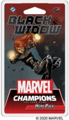Marvel: Champions the Card Game - Black Widow Hero Pack