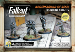 Fallout: Wasteland Warfare - Faction - Brotherhood of Steel, Frontline Knights