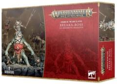 Orruk Warclans - Breaka-Boss On Mirebrute Troggoth