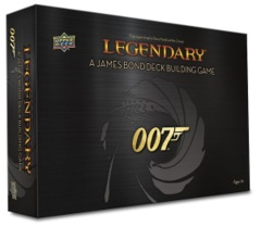 Legendary: 007 A James Bond Deck Building Game