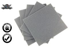 Battle Foam: 5 Privateer Press Toppers (PP)