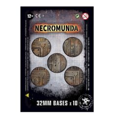 Necromunda: Bases - 32mm
