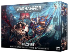 2-Army Set - Hexfire (Thousand Sons & Grey Knights)