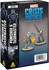 Marvel: Crisis Protocol - Character Pack Punisher & Taskmaster