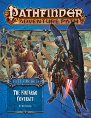 Pathfinder Adventure Path #101: The Kintargo Contract (Hell's Rebels 5 of 6)
