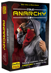 Coup Rebellion G54: Anarchy Expansion