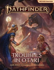 Pathfinder Adventure (2nd Edition) Troubles in Otari