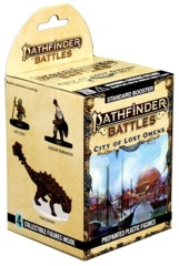 Pathfinder Battles Miniatures: City Of Lost Omens - Booster Pack