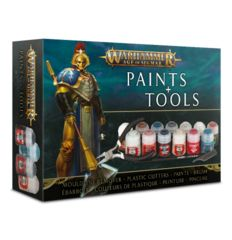 Warhammer Age of Sigmar: Paints + Tools