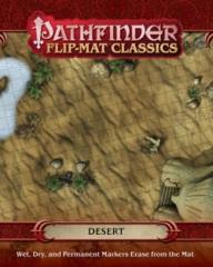 Pathfinder Flip-Mat Classics: Desert