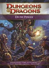 Divine Power (D&D 4th ed. 2009)