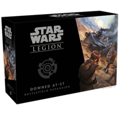 Star Wars Legion: Accessory - Battlefield Expansion: Downed AT-ST