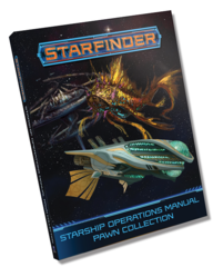 Starfinder Pawns: Starship Operations Manual Collection