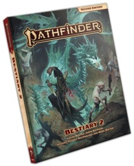 Pathfinder RPG (2nd Edition) Bestiary 2