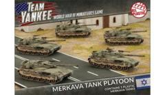 TIBX01: Merkava Tank Platoon (5x Plastic)