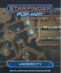 Starfinder Flip-Mat - Undercity