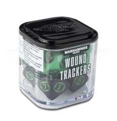 Citadel: Wound Trackers Dice Cube - Green